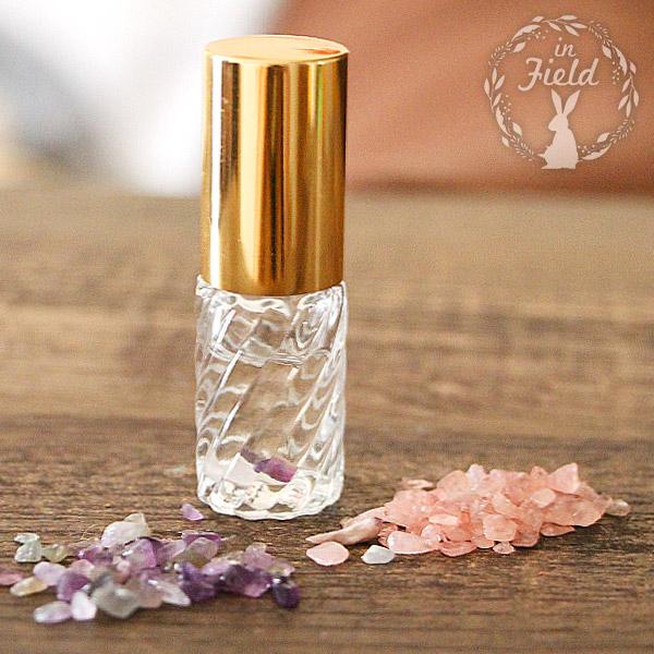 手作りアロマ精油香水