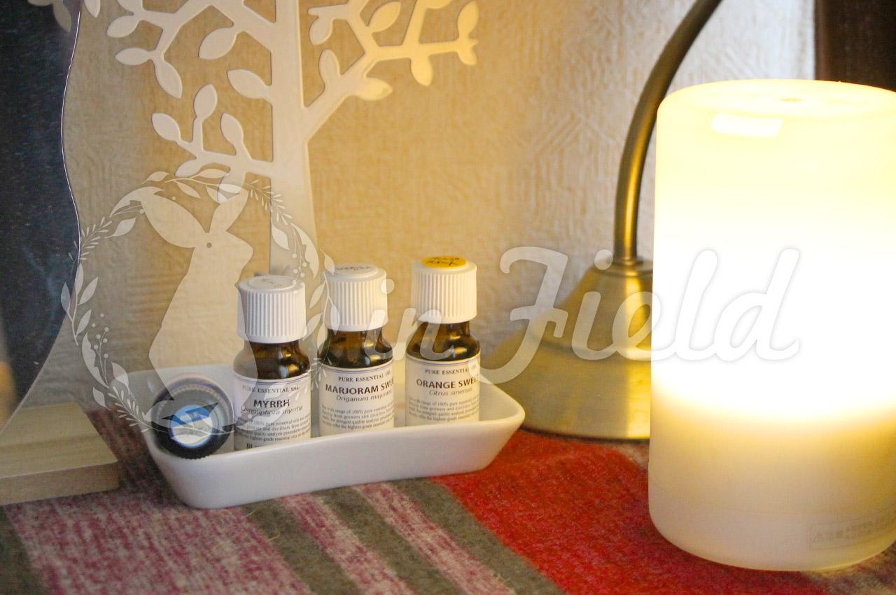 甲状腺ホルモン調整精油